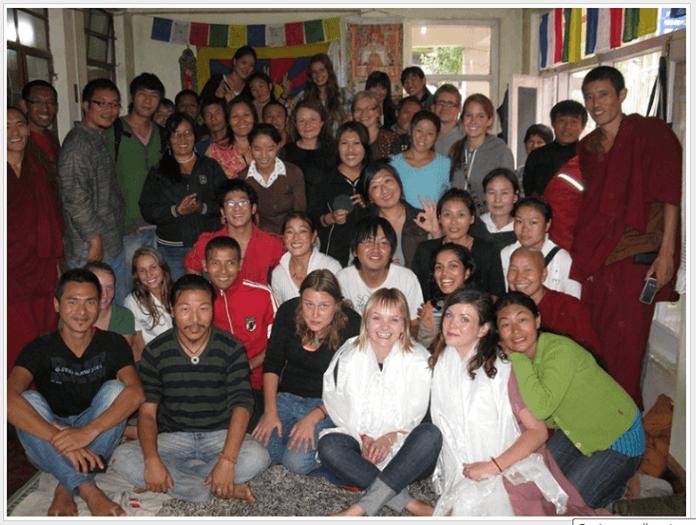 チベット難民の学校